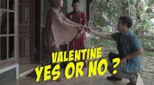 Valentine bukan budaya kita? Film pendek komedi dari Koplak Story!