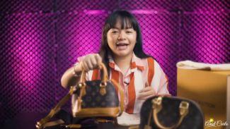 Yuk cari tau perbedaan tas branded asli atau KW bareng Amel Carla