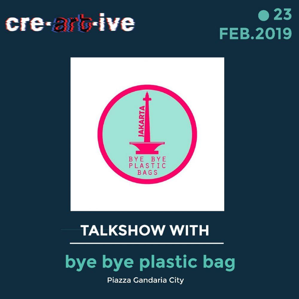 bye bye plastic bag © 2019 famous.id