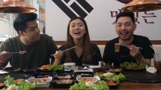 Crack An Egg cobain semua menu di Korean BBQ, enak nggak ya?