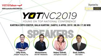 Hadir lagi! YOTNC 2019 wadah bertemunya generasi muda inspiratif