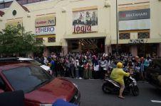 Antusias banget, fans SuJu dan TVXQ nunggu seharian di Malioboro