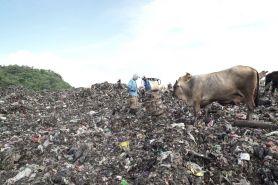 Warga Tutup TPST Piyungan, Jogja Darurat Sampah