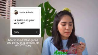 Keshya Valerie jawab keingintahuan netizen tentang dirinya lewat vlog