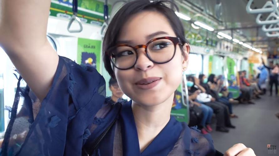 NYOBAIN MRT JAKARTA WITH GUSTIKA & ADITYA © 2019 famous.id