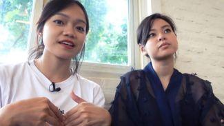 Intip keseruan Fathia Izzati cobain naik MRT Jakarta pertama kalinya!