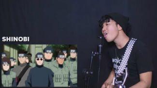 Unik banget! Kery Astina cover lagu 'Mungkin Nanti' bahasa Jepang