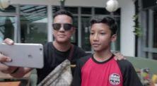 Arief Muhammad traktir followers makan steak sampai kasih handphone!