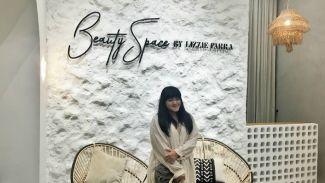 Beauty Space by Lizzie Parra buka toko baru desain instagramable!