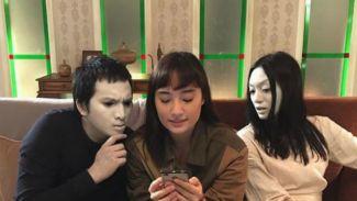 'Ghost Writer' pengalaman perdana Tatjana Saphira main film horor