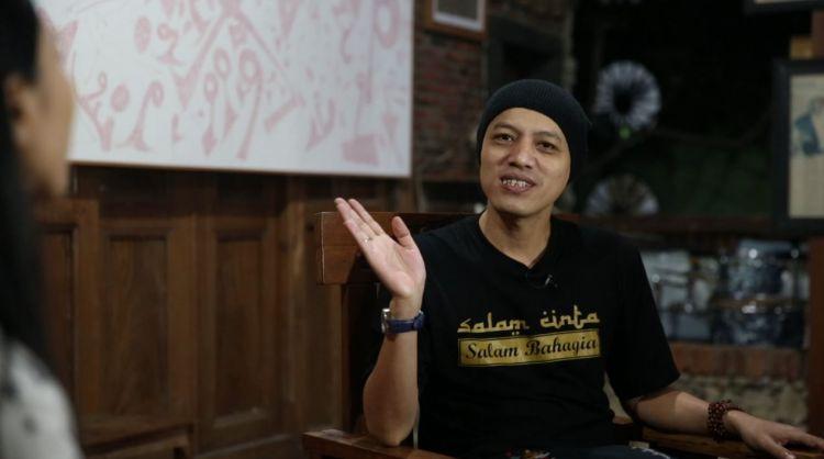 Gus Fuad sang Kiai nyentrik, pakai genre rock sebagai media dakwah