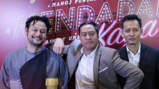 'Mendadak Kaya' film komedi cerdas tontonan wajib keluarga