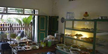 Warung Ijo, legendanya masakan jawa
