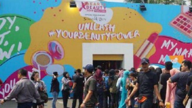 Berburu diskon kecantikan si Jakarta X Beauty 2019