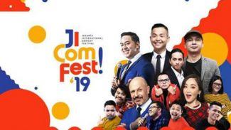 JICOMFEST 2019 festival komedi terbesar di Indonesia!