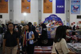 Big Bad Wolf Yogyakarta, bazar buku murah terbesar se-Asia Tenggara