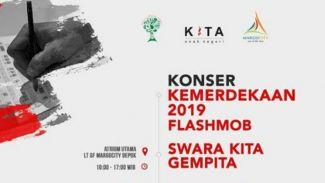 Rayakan Hari Kemerdekaan Indonesia bersama Swara Kita Gempita