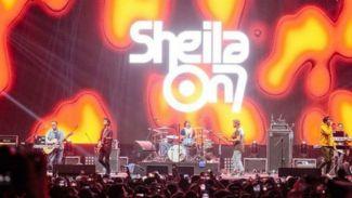 Sheila On 7 sukses menghibur pengunjung Synchronize Festival 2019!