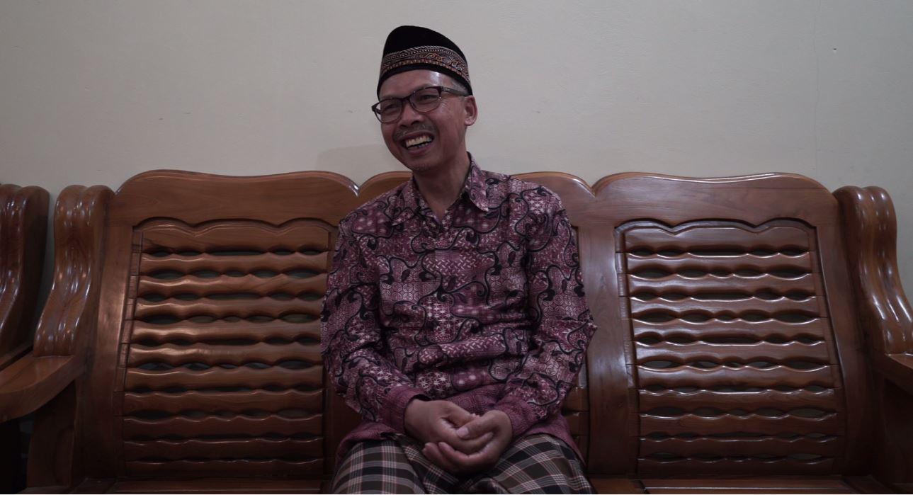 Mbah Asih, penerus juru kunci titisan Mbah Maridjan