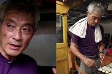 Hada Hiroshi, penjual takoyaki murah meriah di Solo asal Jepang