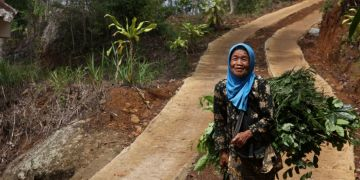 Desa sakral kampung pitu, wajib dihuni 7 keluarga