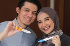 Kisah perjuangan Zaskia Sungkar hamil setelah 10 tahun menanti