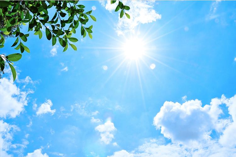 Tahukah kamu, kenapa langit berwarna biru? Ini penjelasannya
