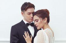 Perjalanan cinta Audi Marissa & Anthony Xie hingga menikah