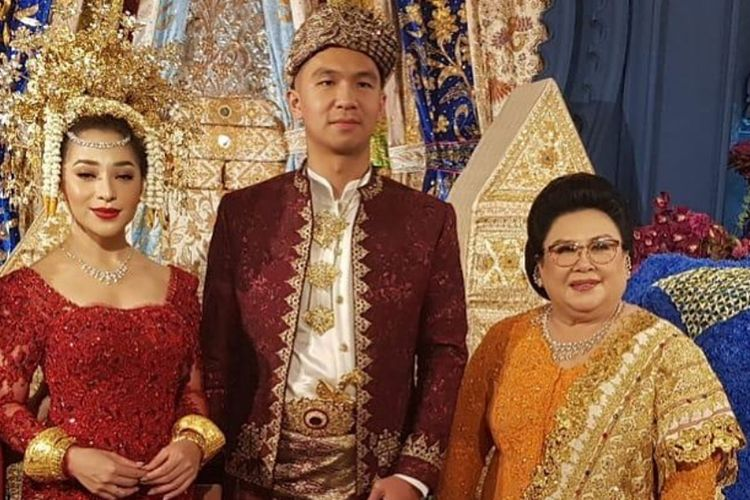 Fakta ibu mertua Nikita Willy, konsul kehormatan Monaco buat Indonesia