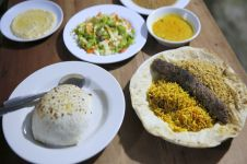 Ateeya, warung masakan Arab otentik langganan para expatriat