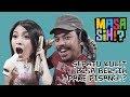 #MasaSih Eps.8 - Donita & Rispo Coba Bersihin Sepatu Kulit Pakai Pisang!?